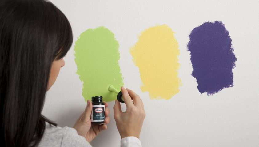 Glidden_Painting_Testers