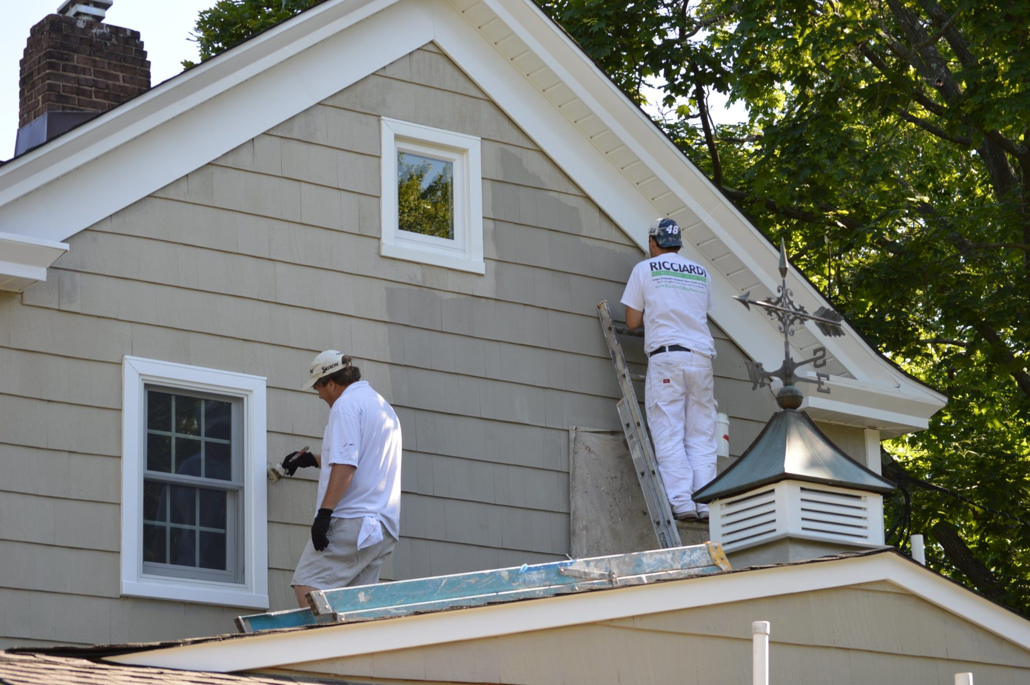 Exterior Painting How To Get Picture Perfect Results - Exterior-house-painter
