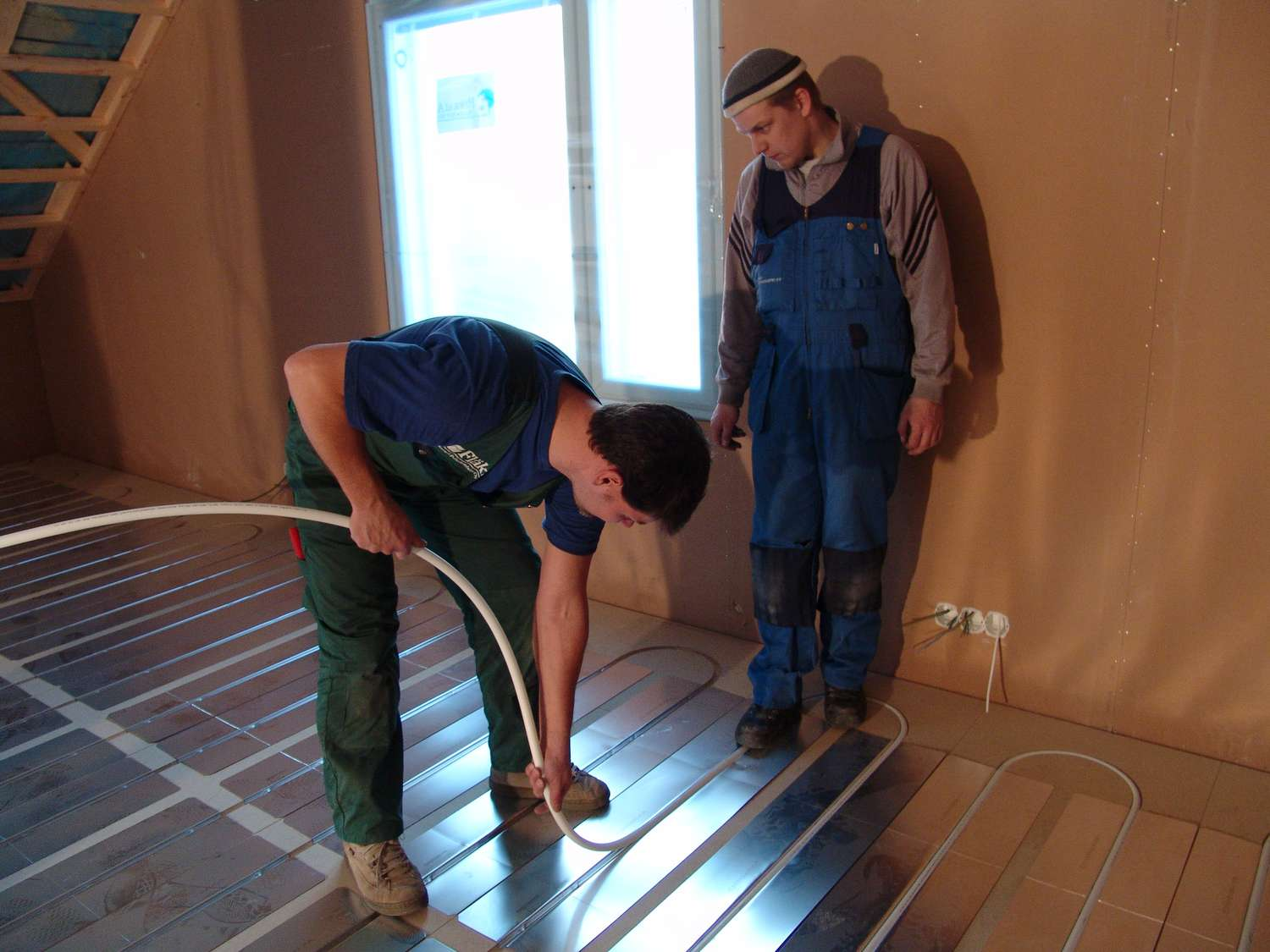 best heating system, radiant heat