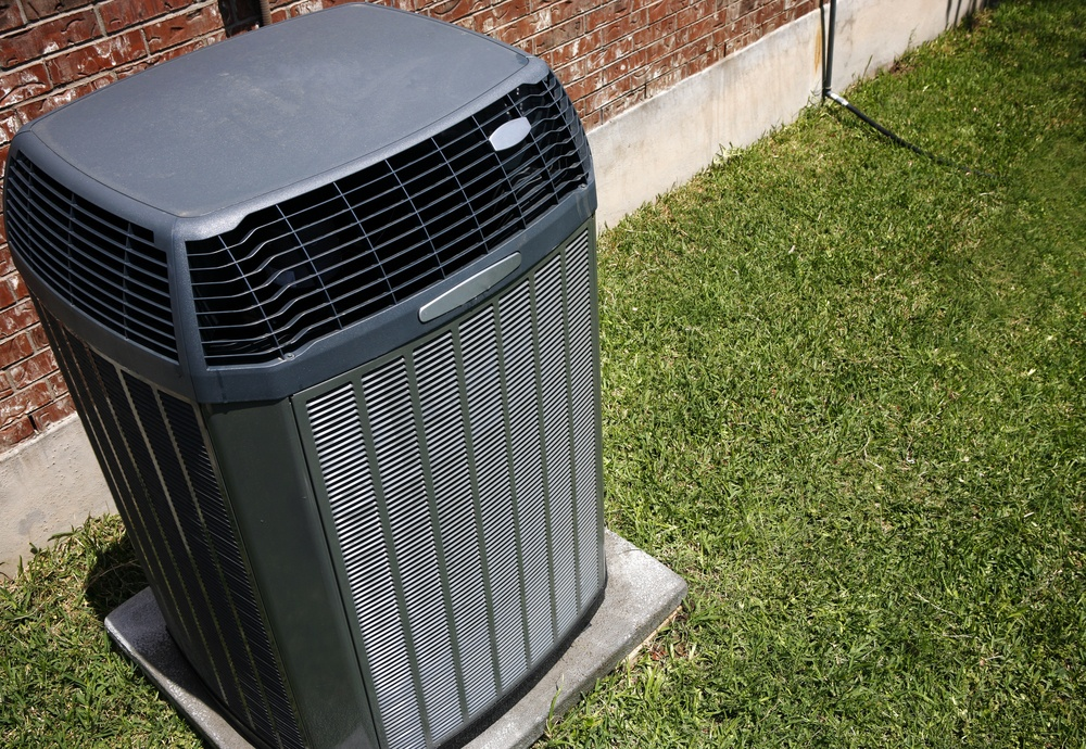 central air conditioner, heat pump