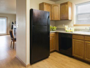 electrically install refrigerator