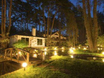 vacation, checklist, landscape lighting, outdoor lighting