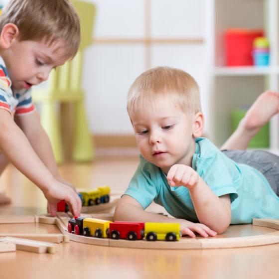 Kid Spaces Playroom