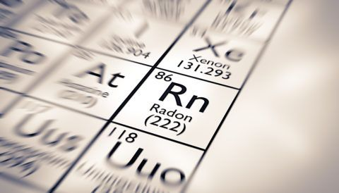 radon, radon gas