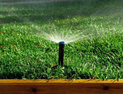 Garden automatic irrigation system
