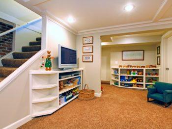 basement, floor