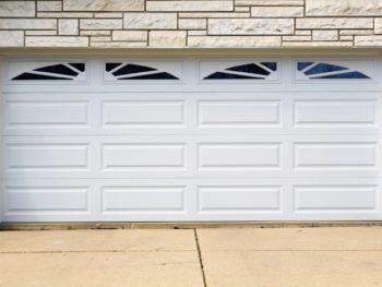 safety at home, garage door, how to install decorative garage door