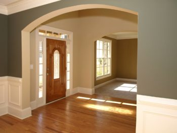 natural trim for clear finish doors