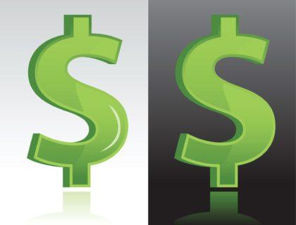 Dollar Signs iStock