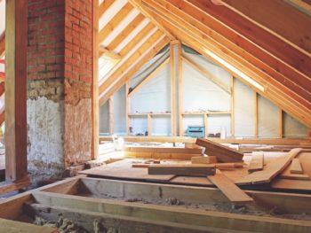 ventilate an attic