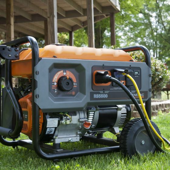 Portable Generator for Home or Commercial Use