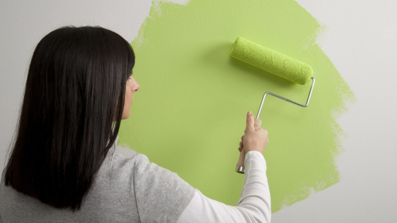 painting, change room dimensions with paint, how to make a small room look big with paint