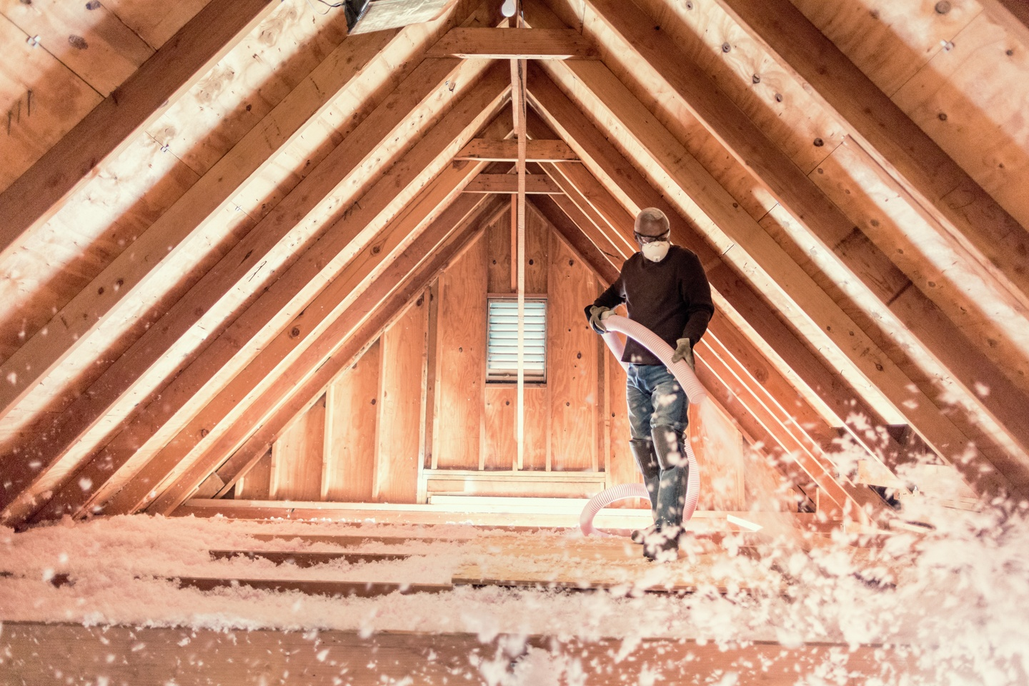 How To Install Extra Attic Insulation The Money Pit