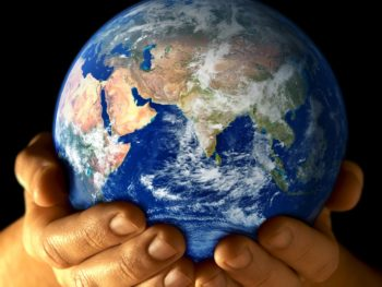 earth, mother earth, carbon footprint