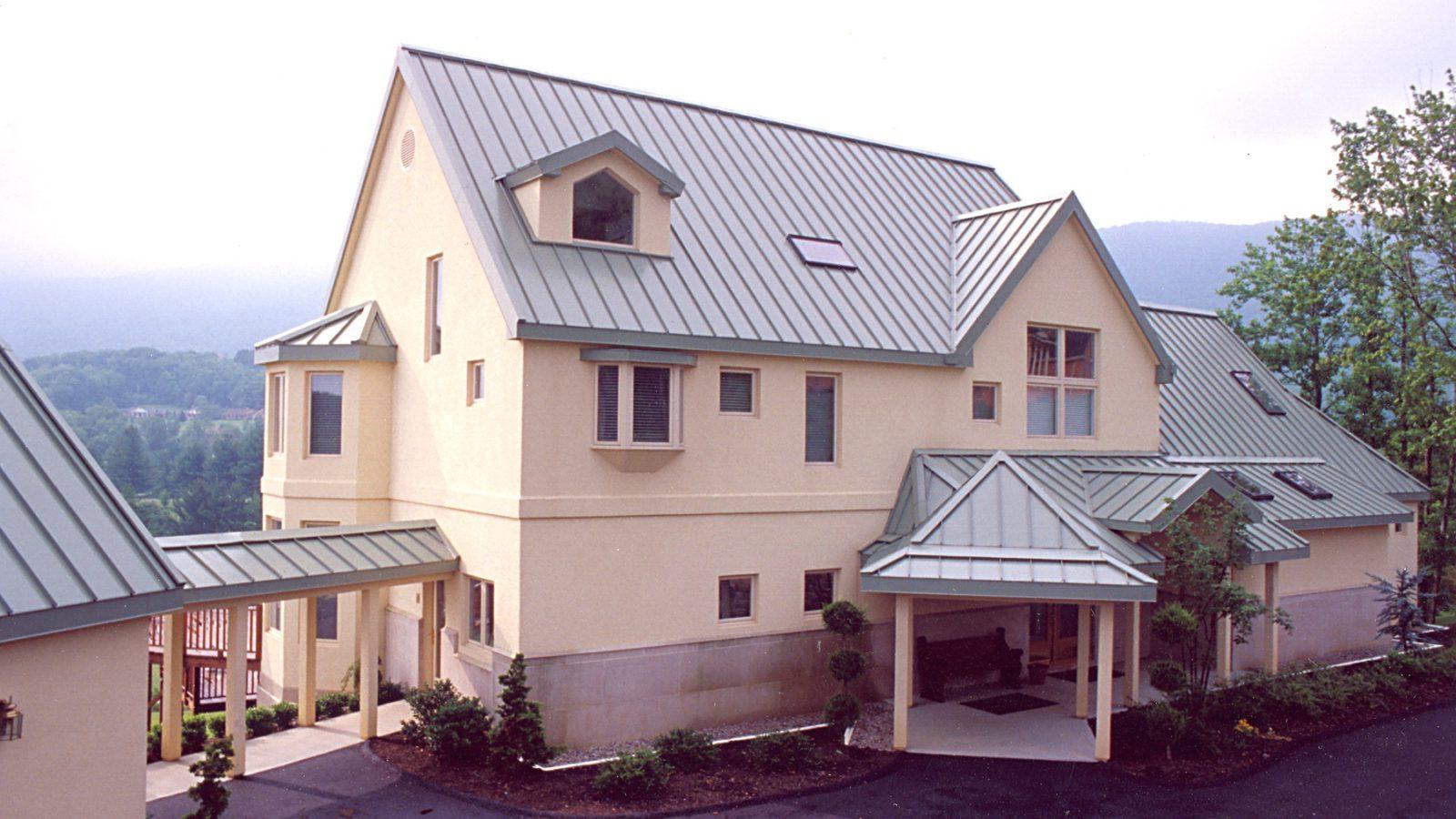 benefits of metal roof