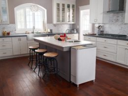 kitchen floor,