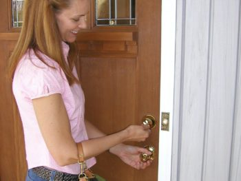 decorative exterior glass doors