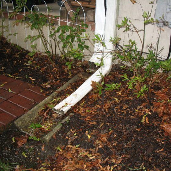 Gutter Downspout Extension