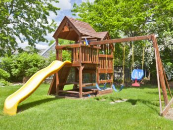 outdoor, swings, children, playground design, safety