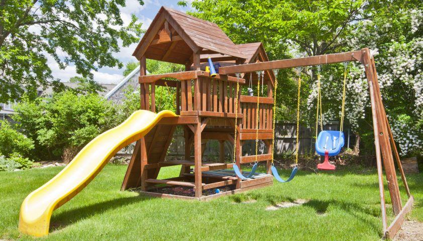 backyard_playset_play_set_slide_swings_playhouse_play_house_kids_children_fun_shutterstock_145183057
