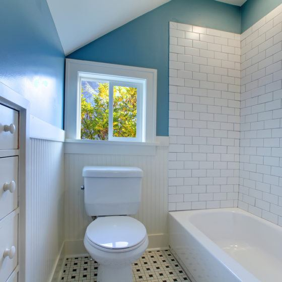bathroom_tile_toilet_bathtub_small_shutterstock_88884151