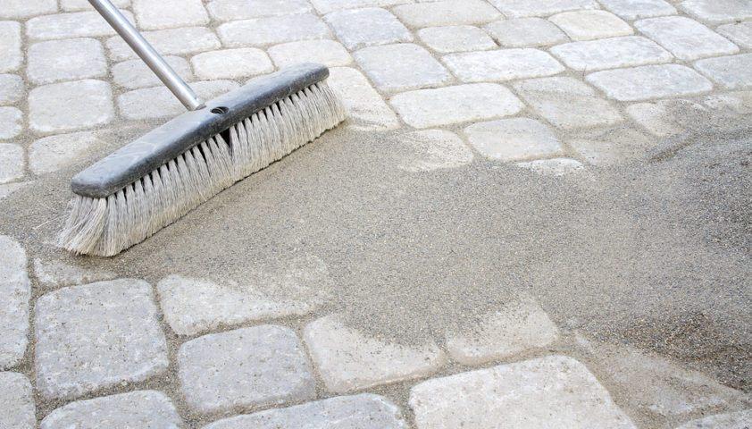 Paver Brick Patio