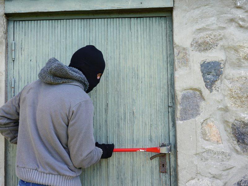 burglar, crime, break-in