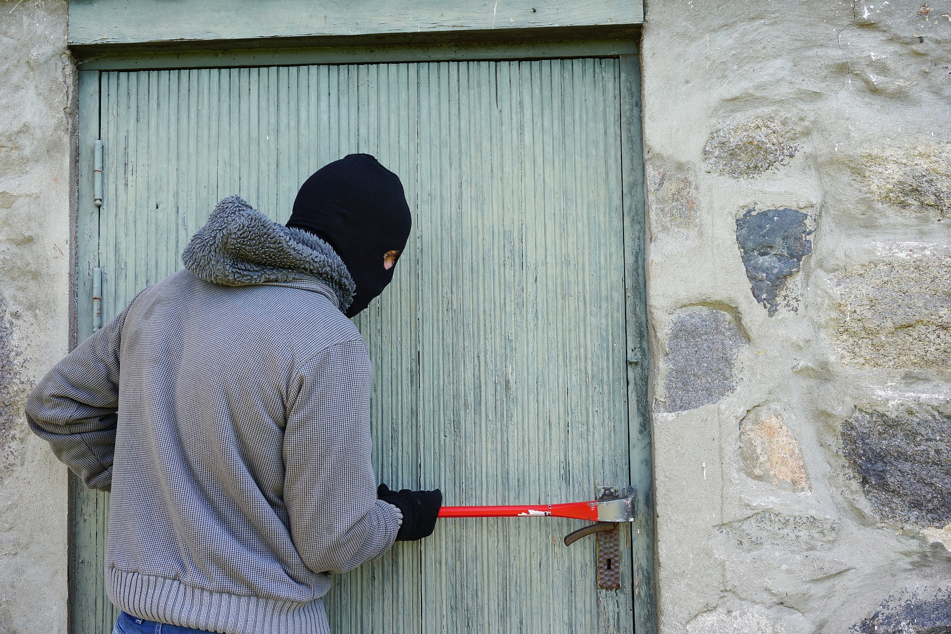 burglar, crime, break-in