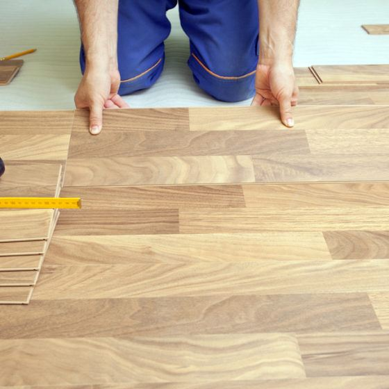 Laminate the money pit for Laminate flooring contractors