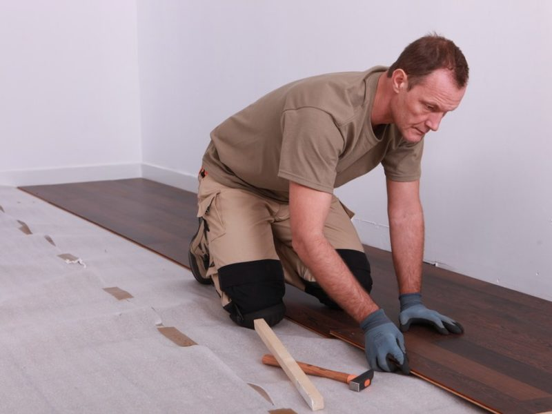 adhesive for laminate flooring