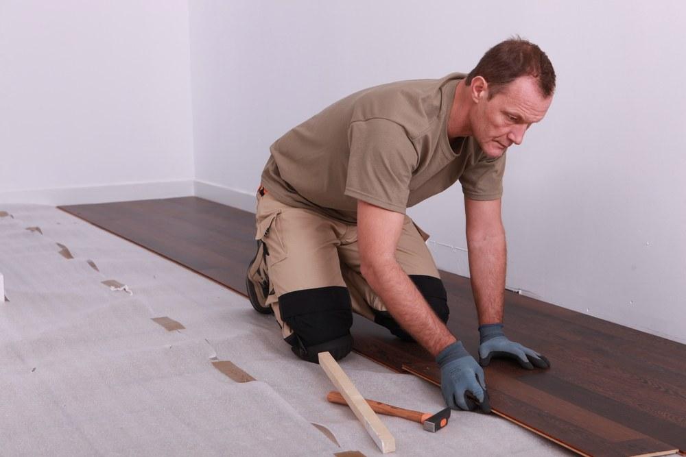 adhesive for laminate flooring