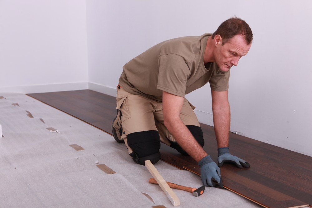 How To Repair Buckled Laminate Floor The Money Pit
