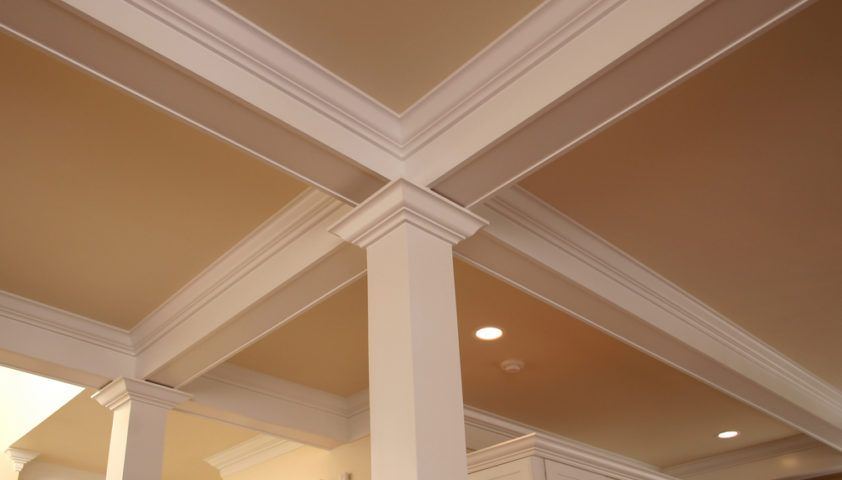 crown_molding_ceiling_beams_shutterstock_2135645