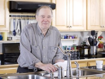 aging, staying put, home safety