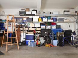spring cleaning, garage, storage