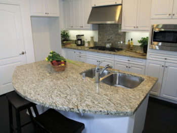 clean quartz countertops