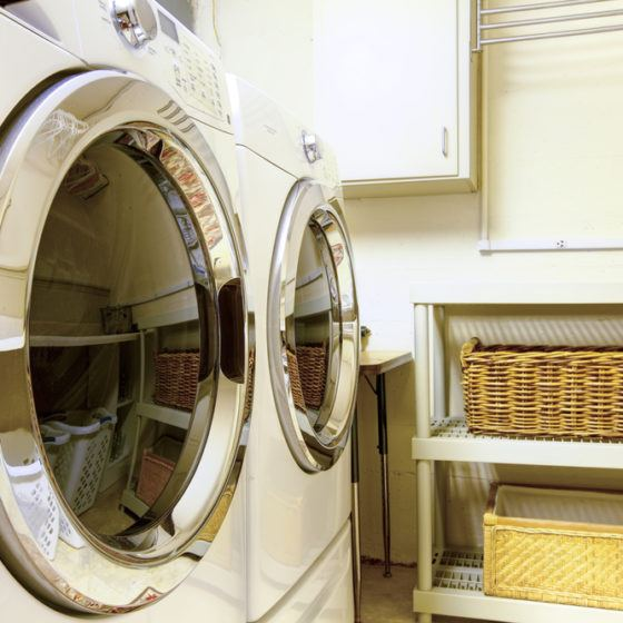 laundry_room_organized_organization_washer_dryer_washing_machine_shutterstock_173535887