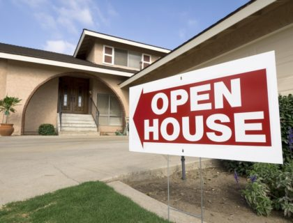 home staging, open house, selling a house