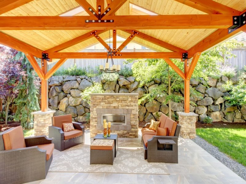 patio cover design