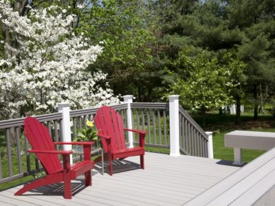 footing for deck, deck design