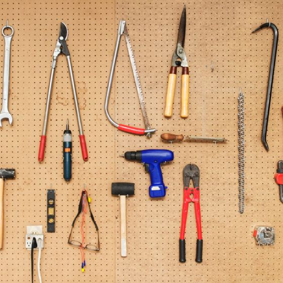 tools_pegboard_garage_workshop_shutterstock_3013182