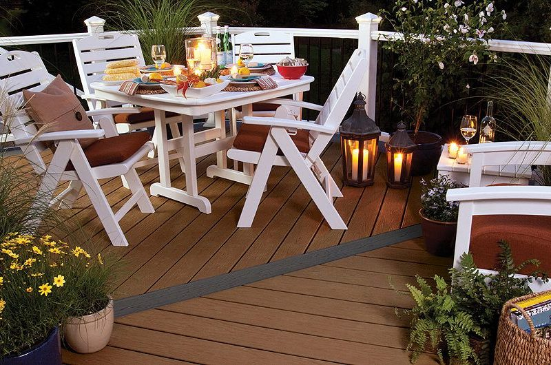 deck, deck cleaning, patio