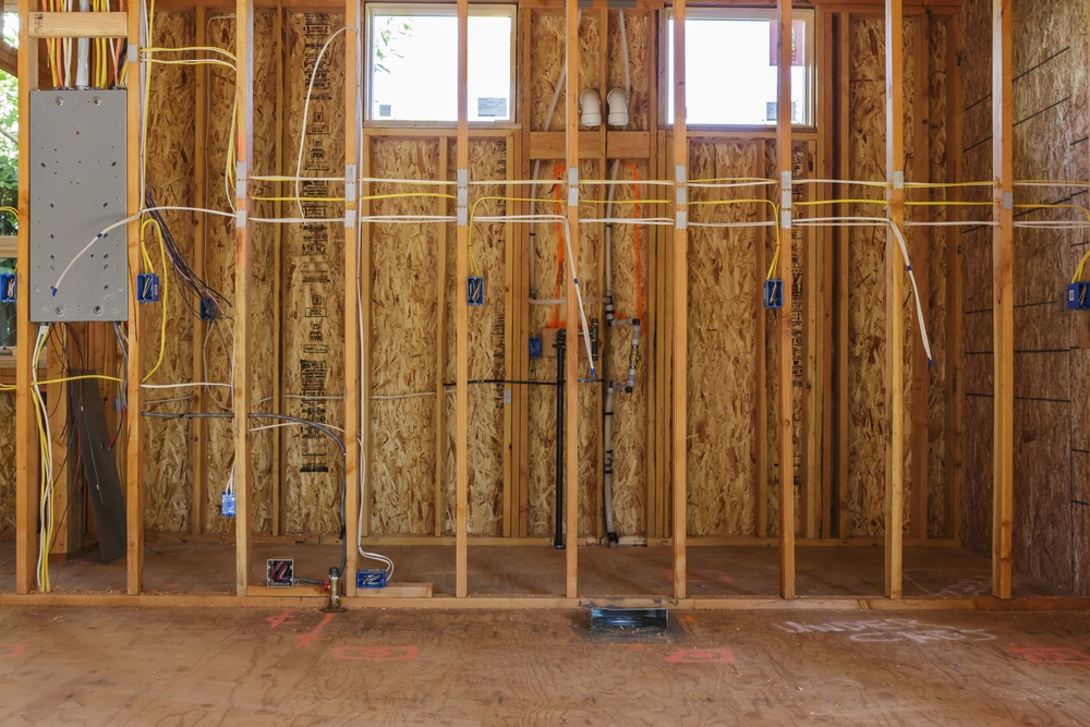 Aluminum wiring danger the money pit for Electrical wiring new construction
