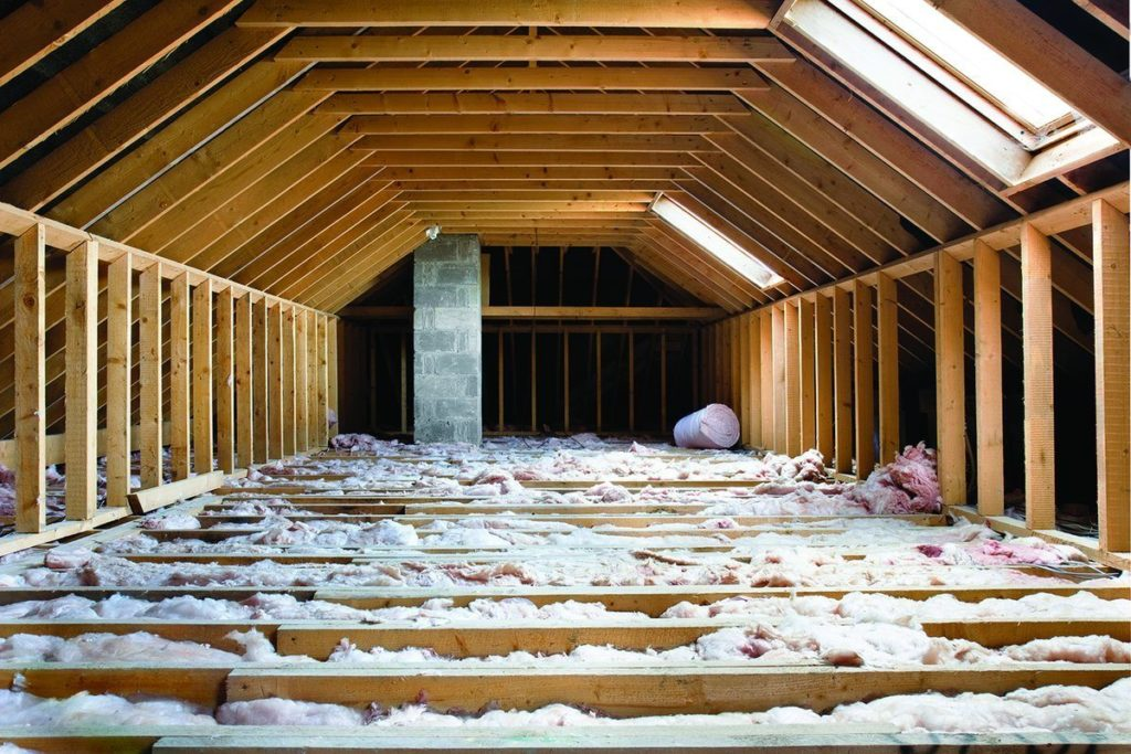 insulation recommendations