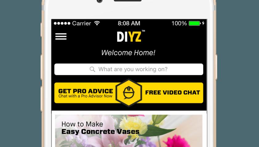 DIYZ App