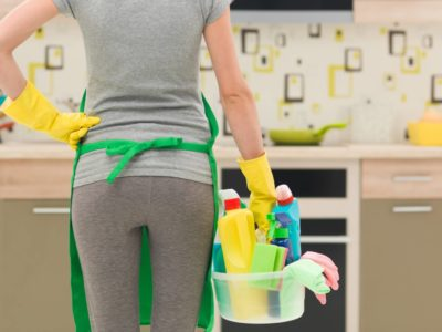 mineral deposits, spring cleaning, home pest control