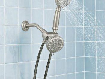 support bottom of fiberglass shower stall