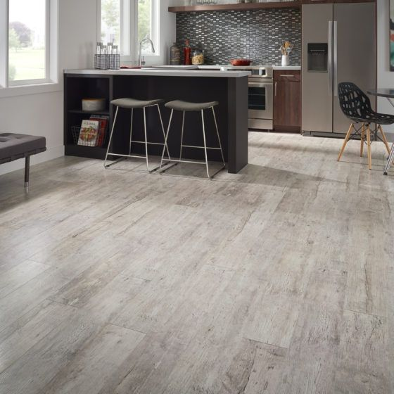 Lumber Liquidators' Click Ceramic Plank Tile Flooring is Durable and Beautiful