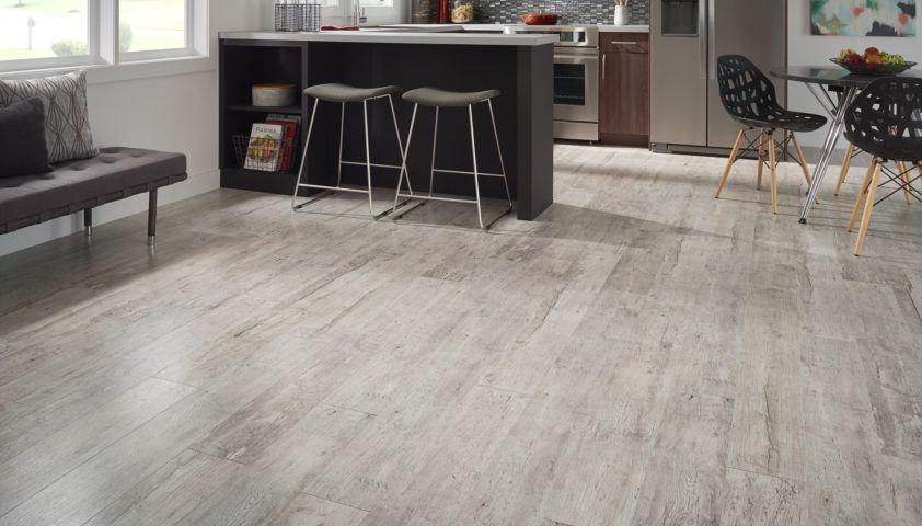 Lumber Liquidators' Click Ceramic Plank Tile Flooring is Durable and Beautiful