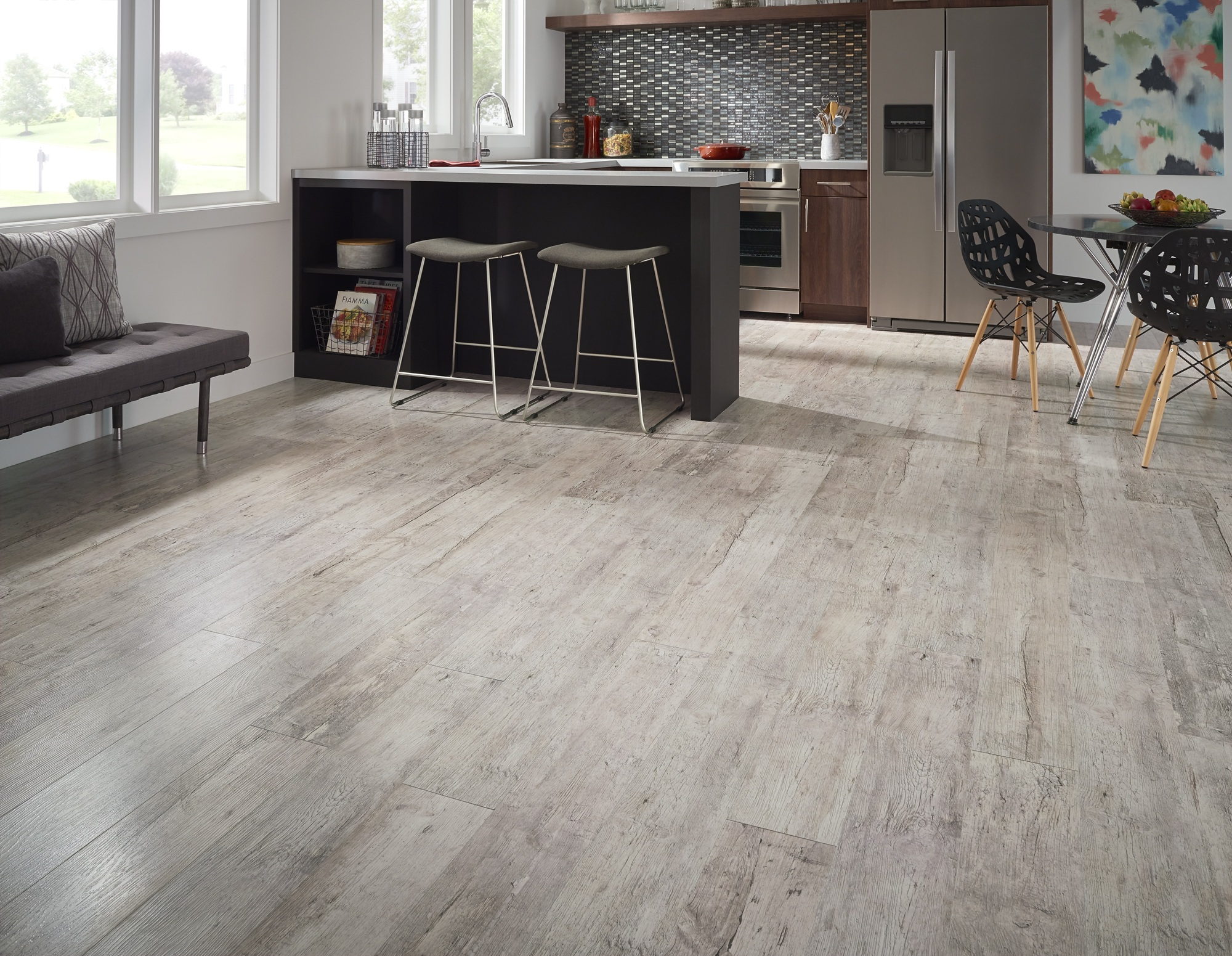 Lumber liquidators click ceramic plank tile flooring is for Click flooring